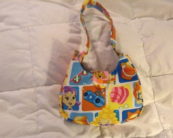 Little Girls Purse, Child Purse, Toddler Purse, Tote
