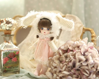 snow rabbit--- 1/8 BJD size-----Need to order