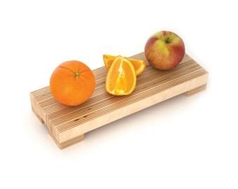 Butcher block. Cutting board. Serving board. Cheese board. Bread board. Small cutting board. Housewarming gift. Anniversary gift.