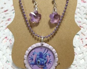 Stitch Necklace Seet
