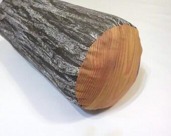 Custom Little Log Pillow / Made To Order