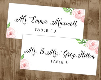 Printed Excort Cards - set of 20