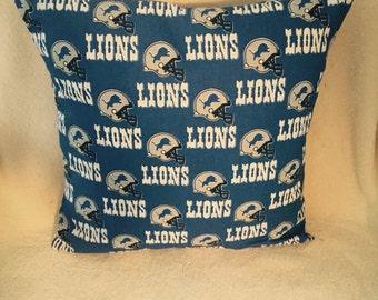 Detroit Lions Pillow
