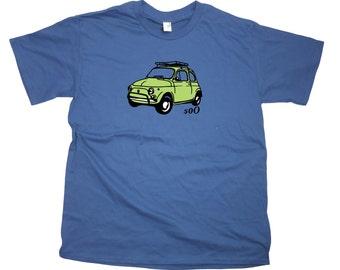Men's Fiat 500 T-Shirt