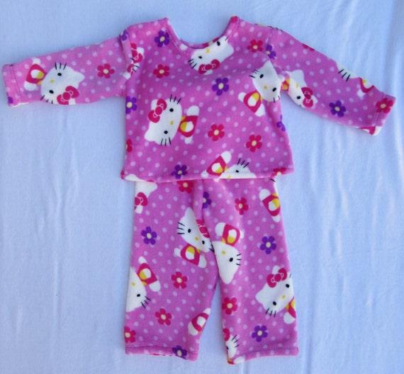 Hello Kitty pajamas,plush pajamas,girls gift,hello kitty clothes,winter pajamas,plush pajamas,hello kitty gift,hello kitty matching