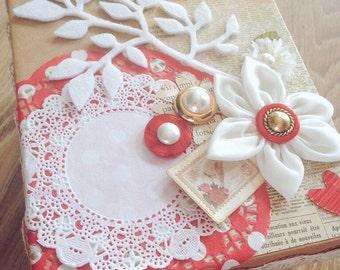 """Bridesmaid box-box """"will you be my witness-original gift groomsmen"""