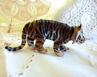 Tiger Figurine Totem