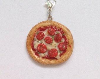 PEPPERONI PIZZA CHARM // zero calorie treat