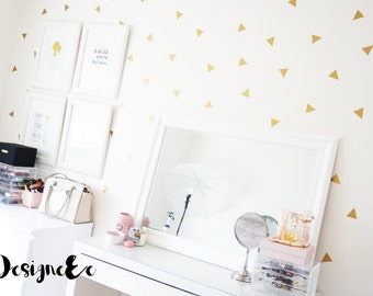 """Wall Stickers - 2"""" Triangles"""