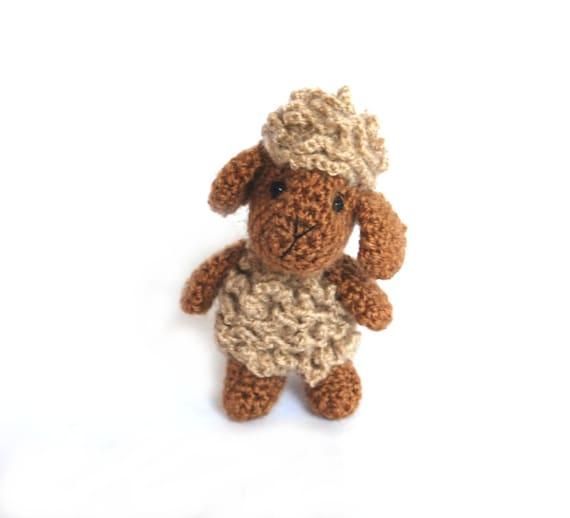 Amigurumi Sheep Doll : Items similar to amigurumi sheep, crochet sheep, crochet ...