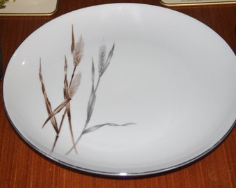 "Vintage 1960's "" Wheat pattern""  Dinner plate - Mita Fine China from japan"