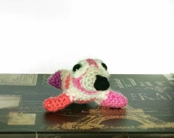 SOLD Seal/Baby Seal/Crochet Seal/Ready to Ship/Plush Seal/Stuffed Animal/Stuffed Seal/Amigurumi/Soft Toy/Aquatic/Sea Creature