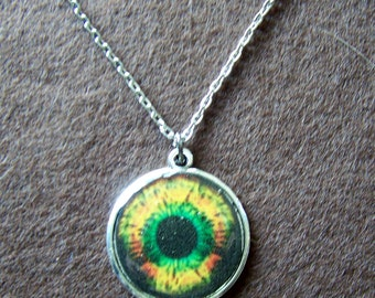Dragon's Eye Pendants