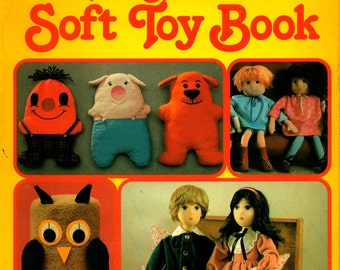 The Splendid Soft Toy Book from Search Press