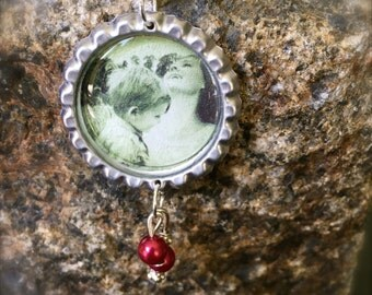Custom Bottlecap Necklace