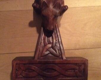 Thor's hammer  ram design