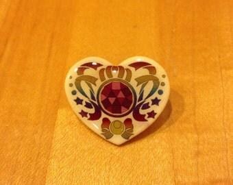 Sailor Moon Transformation Brooch Pin