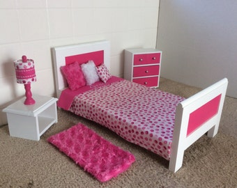 Sweet Dreams Bed Collection - 18 inch Doll