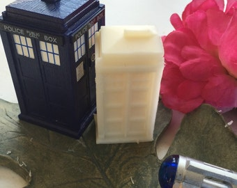 Wibbly Wobbly Timey Wimey Lotion Bar