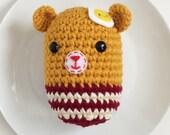 Breakfast Bear Plush Toy