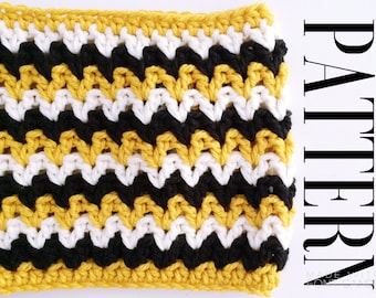 The Aiden Cowl Pattern *digital pattern* -crochet cowl pattern- picture tutorial  (Instant PDF download)