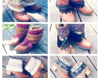 Custom Pair Of Gypsy Soles