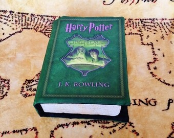Harry Potter Book 6 Pillow Half-Blood Prince