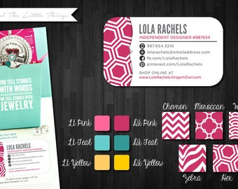 NEW | Custom Catalog Label for Direct Sellers - Digital Download Print Yourself