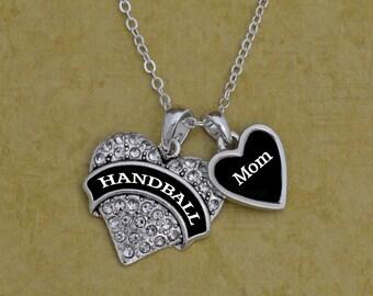 Custom Loved One Handball Necklace