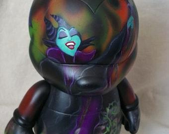 "Custom Maleficent 9"" Vinylmation"