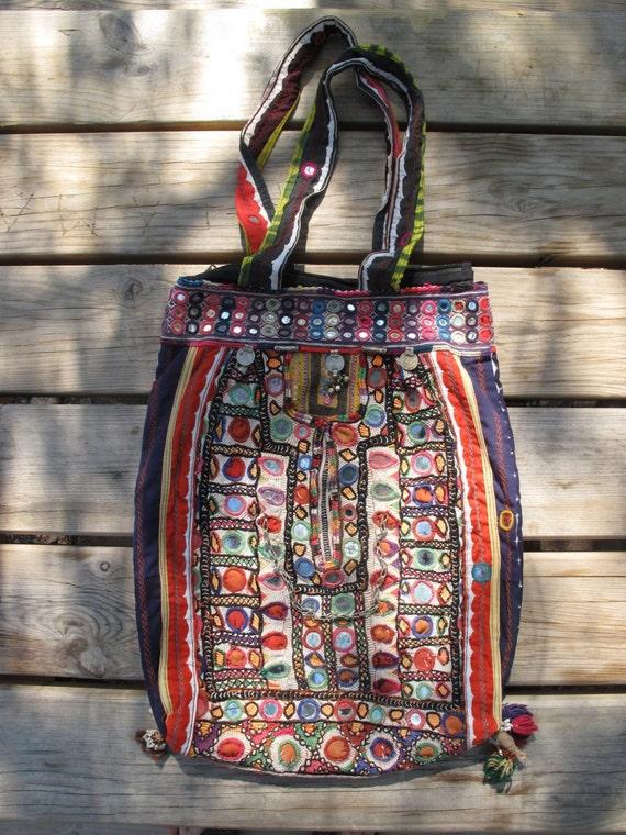 Banjara Jumbo bag ethnische Tasche böhmische von RabariRajkumari