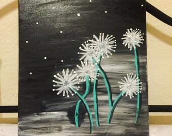Daffodil Canvas Art