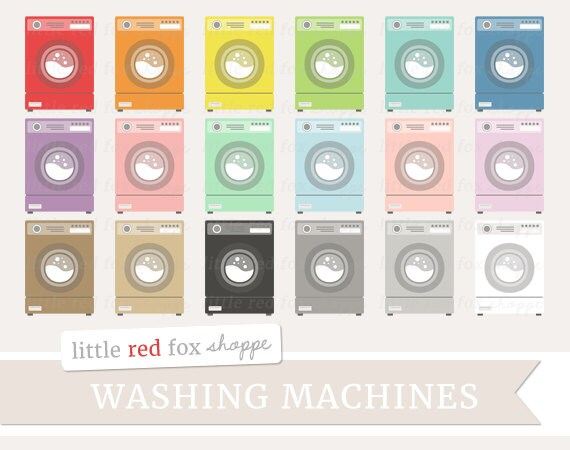 washing machine clipart laundry clip art washer machines. Black Bedroom Furniture Sets. Home Design Ideas