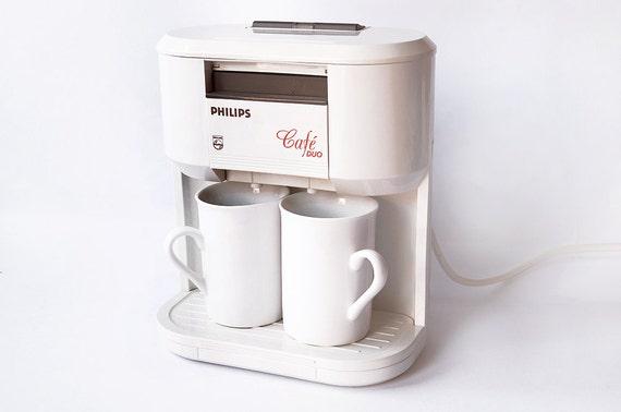 PHILIPS Cafe Duo HD5190 Coffee Maker Espresso Machine Personal