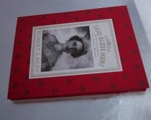 1987 God Bless Her! QUEEN ELIZABETH The Queen Mother by Robert Lacey British Royal Family Elizabeth Bowes Lyon Mint Condition