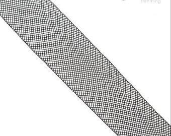"3"" Crinoline Horsehair Braid :390007HR"