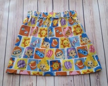 Bubble Guppies Girls Baby Girl Toddler Skirt *Limited Stock*