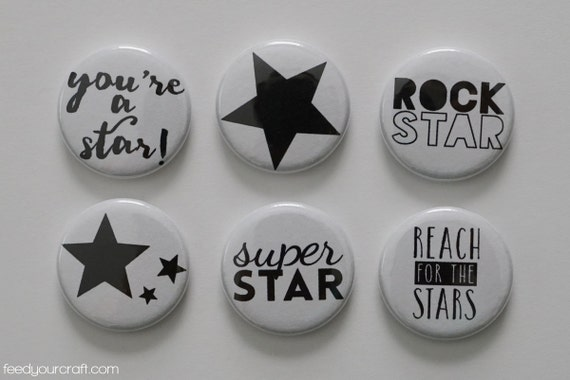 Vous êtes un Flair Mini étoiles insignes