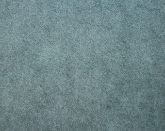 Wool Felt Light Sage Green