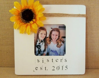 Bridal Shower Gift For Future Sister In Law : Sister in law wedding gift Etsy UK