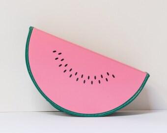 Vintage Watermelon Suitcase