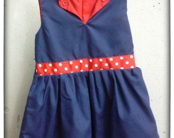 maritime dress size 2