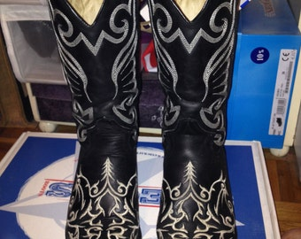 Western boots Texas