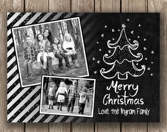 Merry Christmas Photo Card