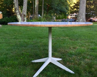 Herman Miller George Nelson Lazy Susan Dining Table mid century modern