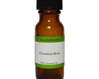 Essential Oil - Geranium Rose