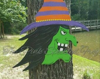 Witch Door Hanger