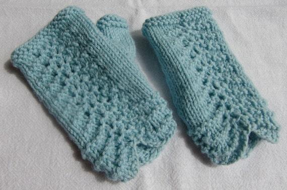 Fingerless Gloves Knitting Pattern Magic Loop : Todnow Fingerless Gloves PDF Knitting Pattern from ...