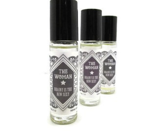 The Woman Roll-On Fragrance - Sherlock - Irene Adler