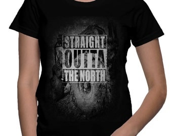 JEEP tribute shirt - NWA Straight outta the North